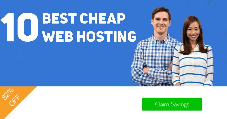 10 Best Cheap Web Hosting Services