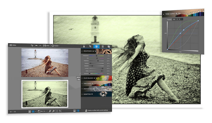 The 20 Best Free Photo Editors Online Tool and Software