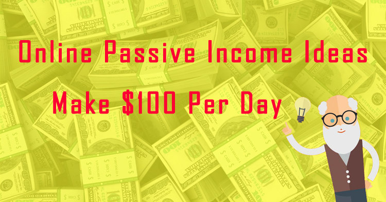 How to Make Passive Income Online