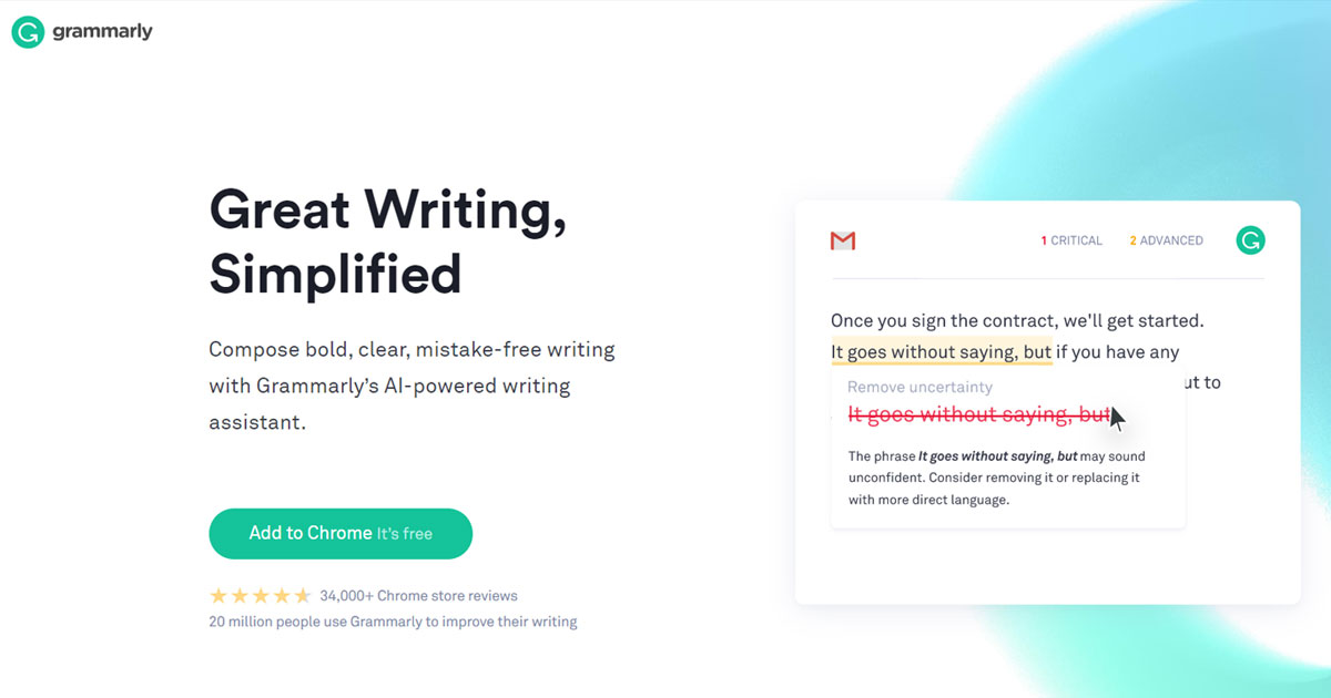 10 Best Free Grammar Checker Tools