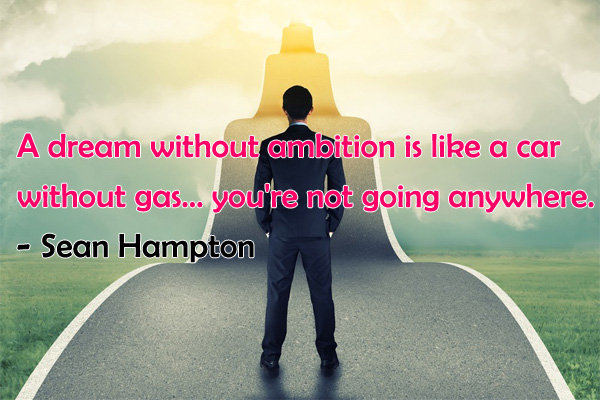 Sean Hampton quote