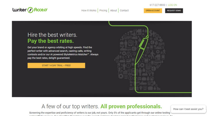20 best freelance websites