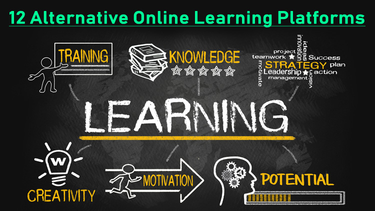 Websites like Udemy - 12 Alternative Online Learning Platforms