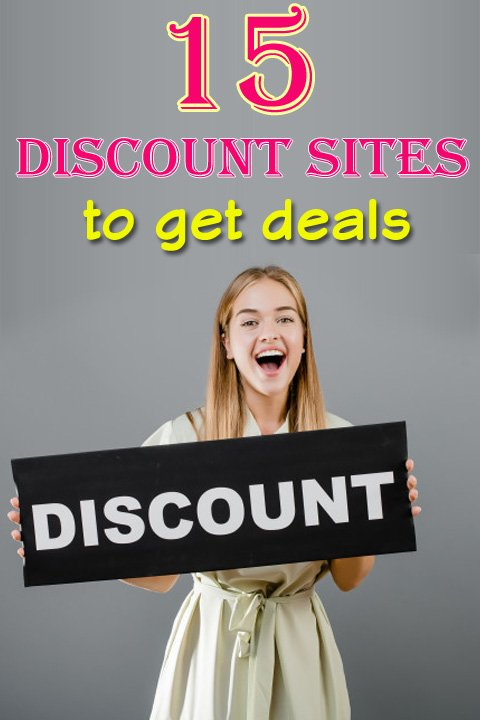 15 Best Discount Websites to Get Online Shopping Deals
