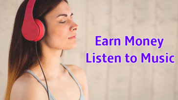 10 websites to earn money listen to music