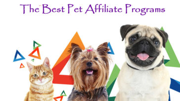 20 Best pet affiliate programs