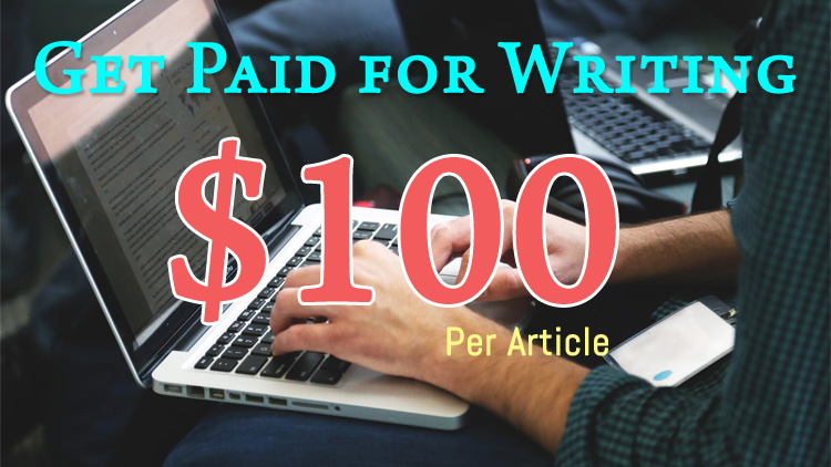20 Websites That Pay You to Write Articles
