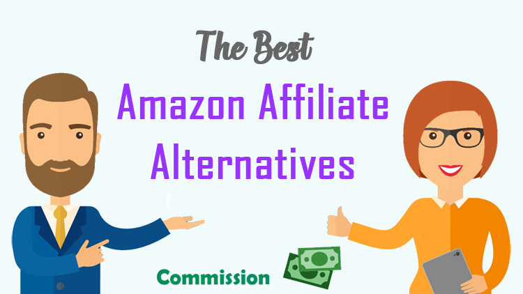 16 Best Amazon Affiliate Alternatives