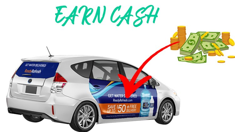 4 Ad Companies That Will Pay You To Advertise On Your Car